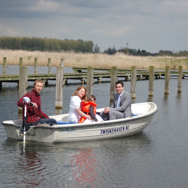 Fluisterboot Vermietung Oostzaan