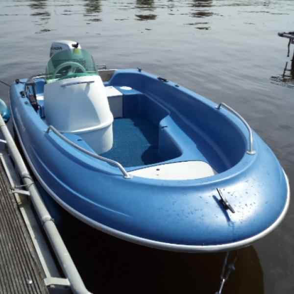 Consoleboot 5p Vermietung Middelburg