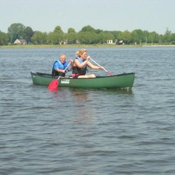 Canadese kano Vermietung Midwolda