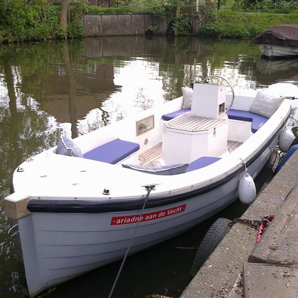 ariadne 580 Vermietung Nieuwersluis