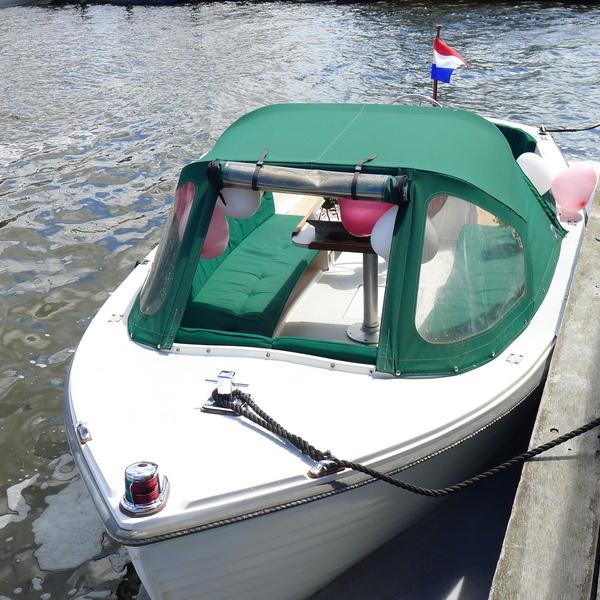 Interboat Vermietung Loosdrecht