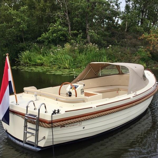 Interboat 22 Vermietung Uitgeest