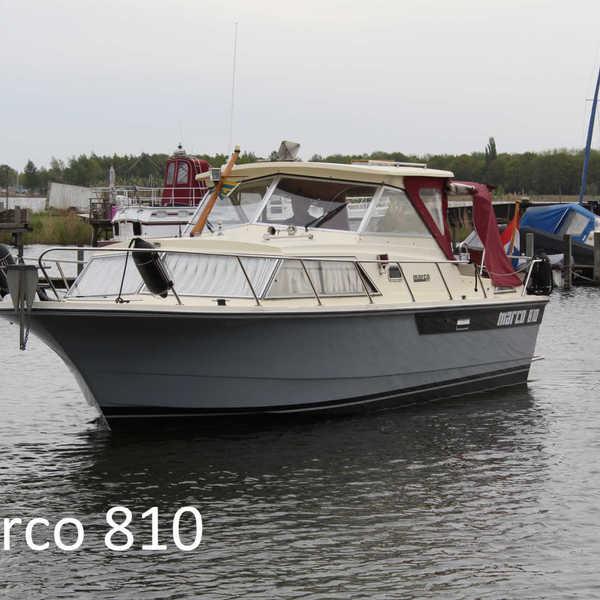 Marco 810 Vermietung Zeewolde