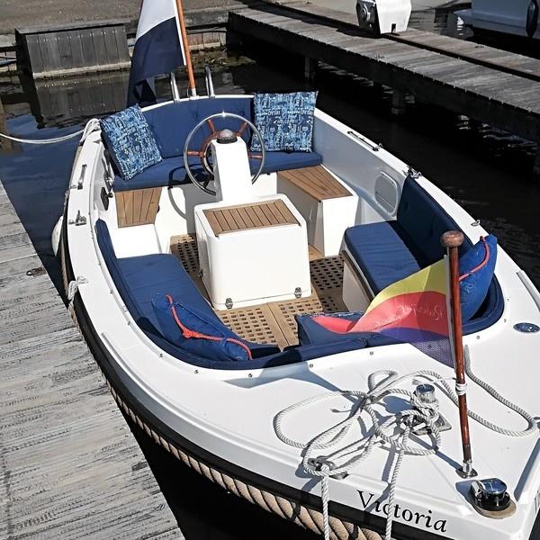 Interboat 16 - VICTORIA Vermietung Loosdrecht