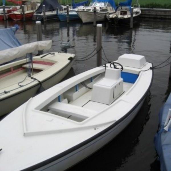 Motorboot huren Heeg