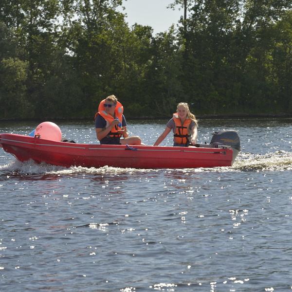 Motorboot Vermietung Aalsmeer