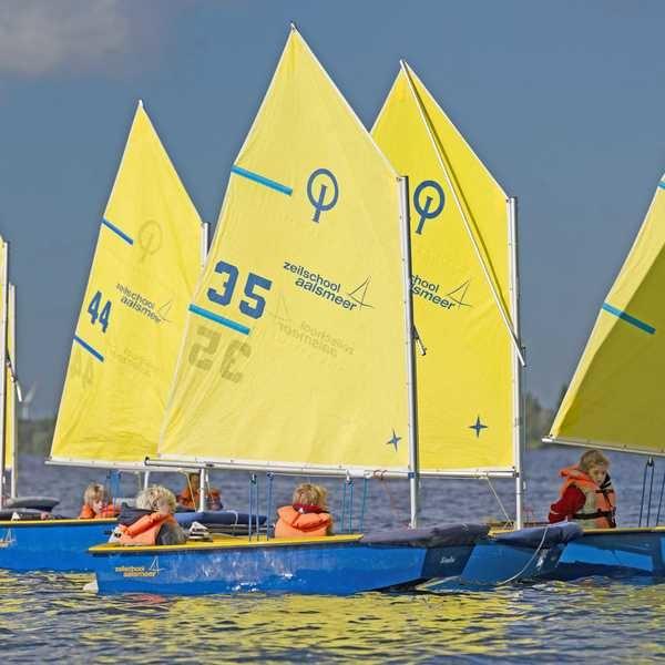 Optimist huren Aalsmeer