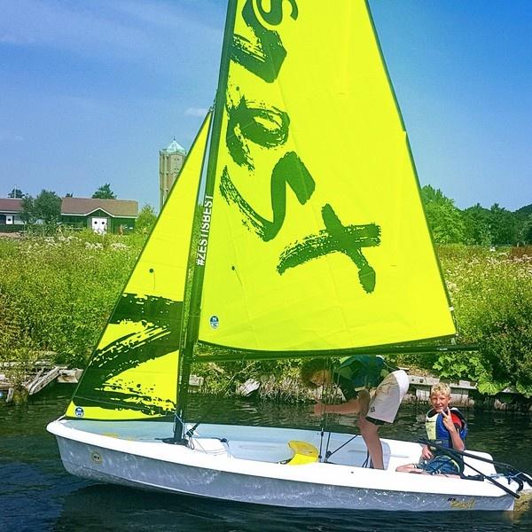 Laser Pico / RS Zest Vermietung Aalsmeer