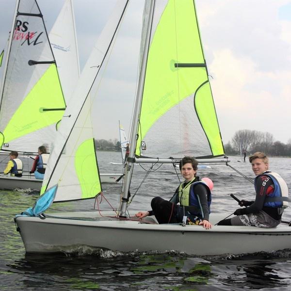 RS Feva Vermietung Aalsmeer