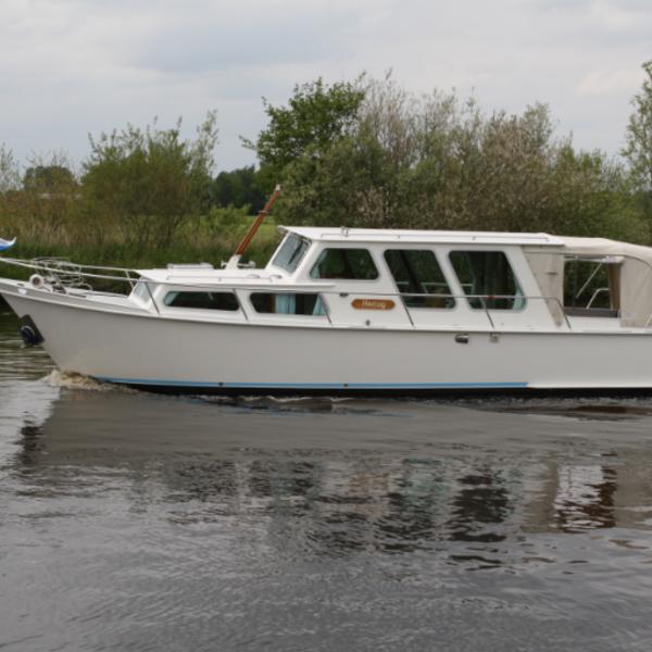 Smelne kruiser 959 OK Vermietung Heerenveen