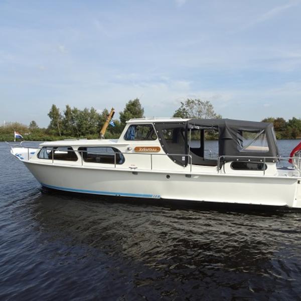Brekkenkruiser 950 OK/AK Vermietung Heerenveen