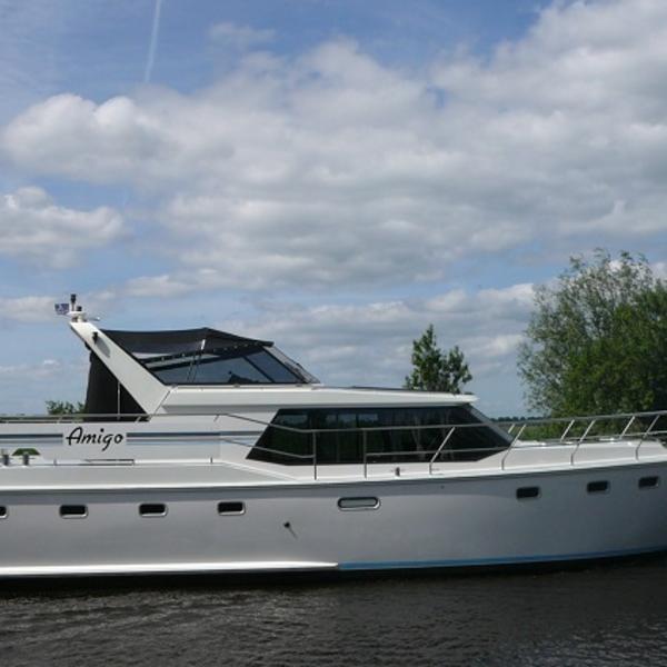 Aquacraft 1400 Vermietung Heerenveen