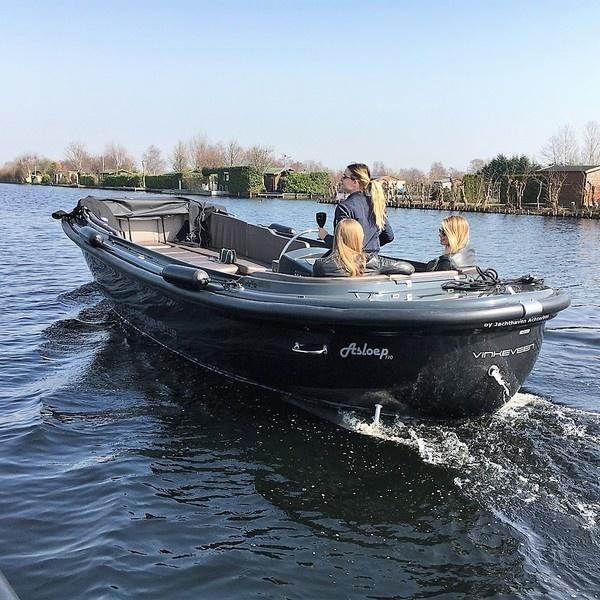 A-Sloep 770 huren Loosdrecht