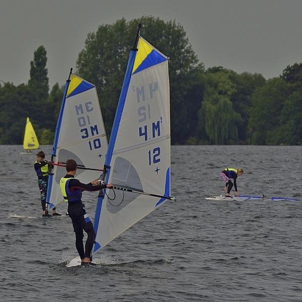 Windsurfset Vermietung Aalsmeer