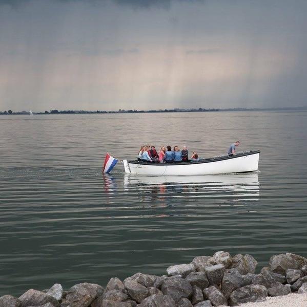 Sloep (12 pers) Vermietung Aalsmeer