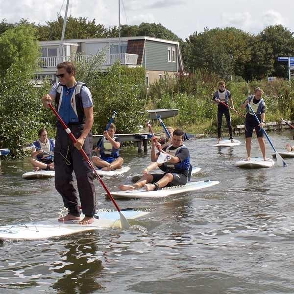 SUP Board Vermietung Aalsmeer