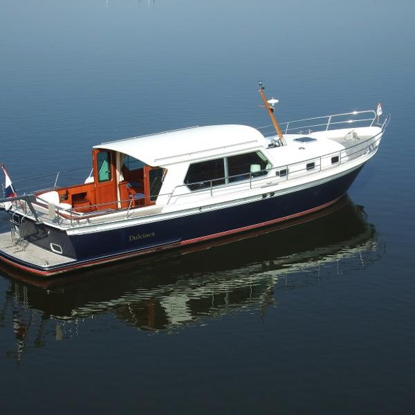Pikmeerkruiser 12.50 Exclusive Vermietung Heerenveen