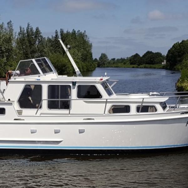 Z-Yacht 830 Vermietung Heerenveen