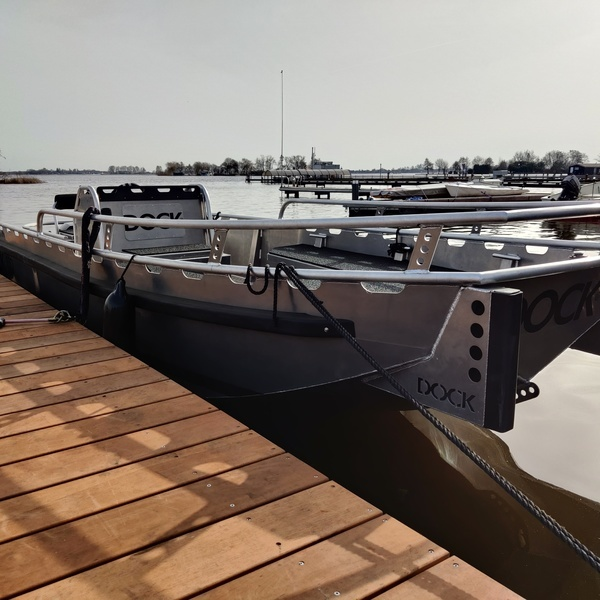 Dock Steel 650 Vermietung Loosdrecht